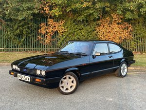 1984 FORD CAPRI 2.8I - ABSOLUTELY STUNNING CONDITON