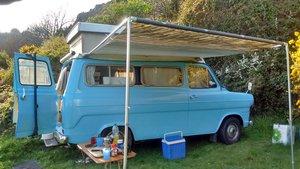 1976 Ford transit mk1 v4 2l stunning campervan