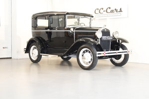 Picture of 1930 Ford A Tudor Sedan SOLD