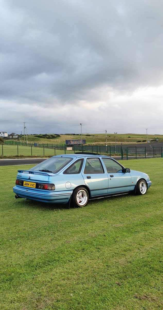 1992 Ford Sierra GT 2.0 Twincam For Sale (picture 2 of 5)