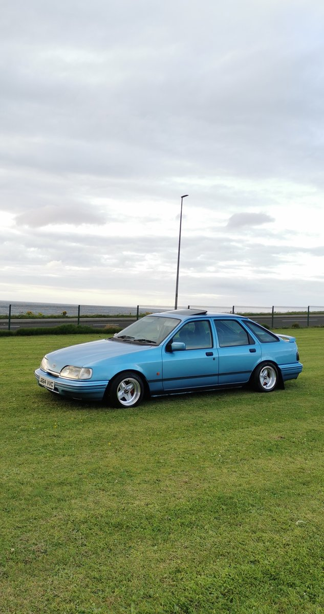 1992 Ford Sierra GT 2.0 Twincam For Sale (picture 3 of 5)