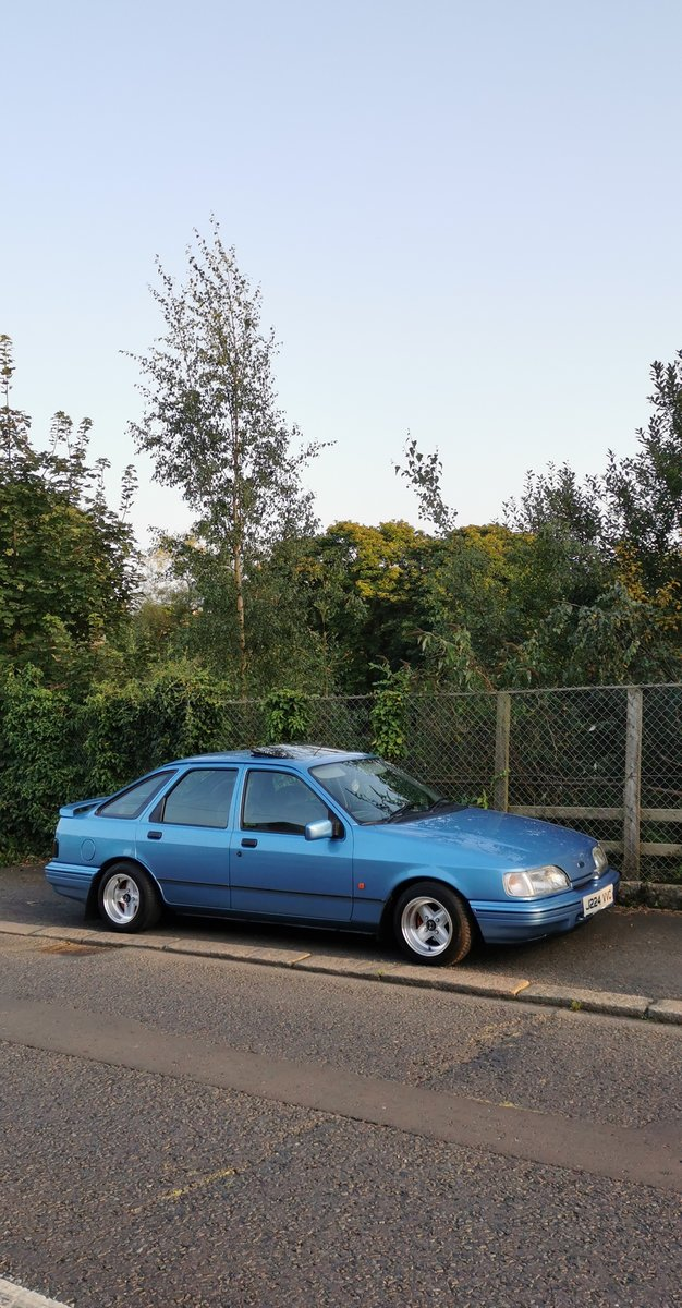 1992 Ford Sierra GT 2.0 Twincam For Sale (picture 5 of 5)
