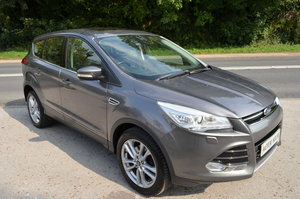 FORD KUGA 2.0 TITANIUM POWERSHIFT 4X4 AUTO TOP MODEL