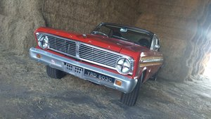 1964  FORD FALCON 289 4-SPEED ALAN MANN LIVERY STUNNING EXAMPLE