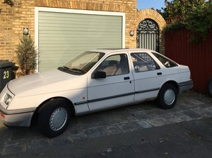 1985 Ford Sierra 1.6 EMAX L - Totally Original