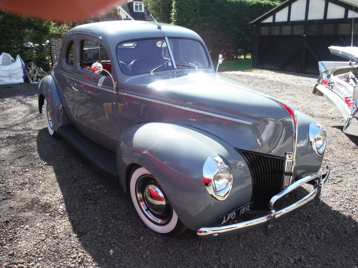 1940 Ford standard coupe For Sale (picture 1 of 6)