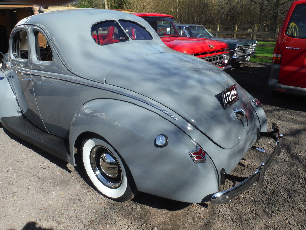 1940 Ford standard coupe For Sale (picture 3 of 6)