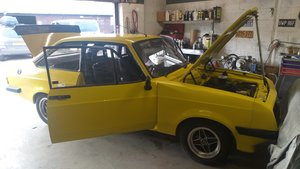 1978 ESCORT RS 2000 CUSTOM