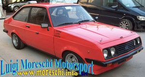 1980 Ford Escort RS 2000 (ex works)
