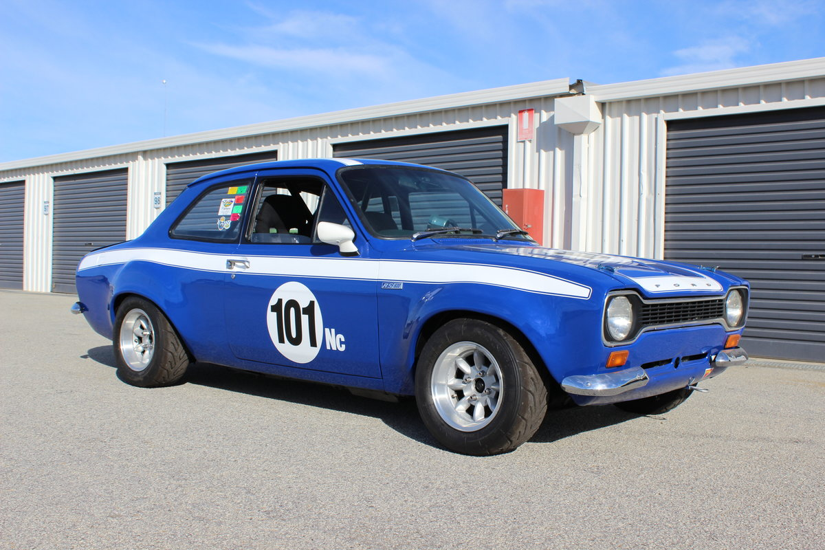 1972 Ford Escort RS1600 Historic Touring Car Conversion SOLD (picture 1 of 6)