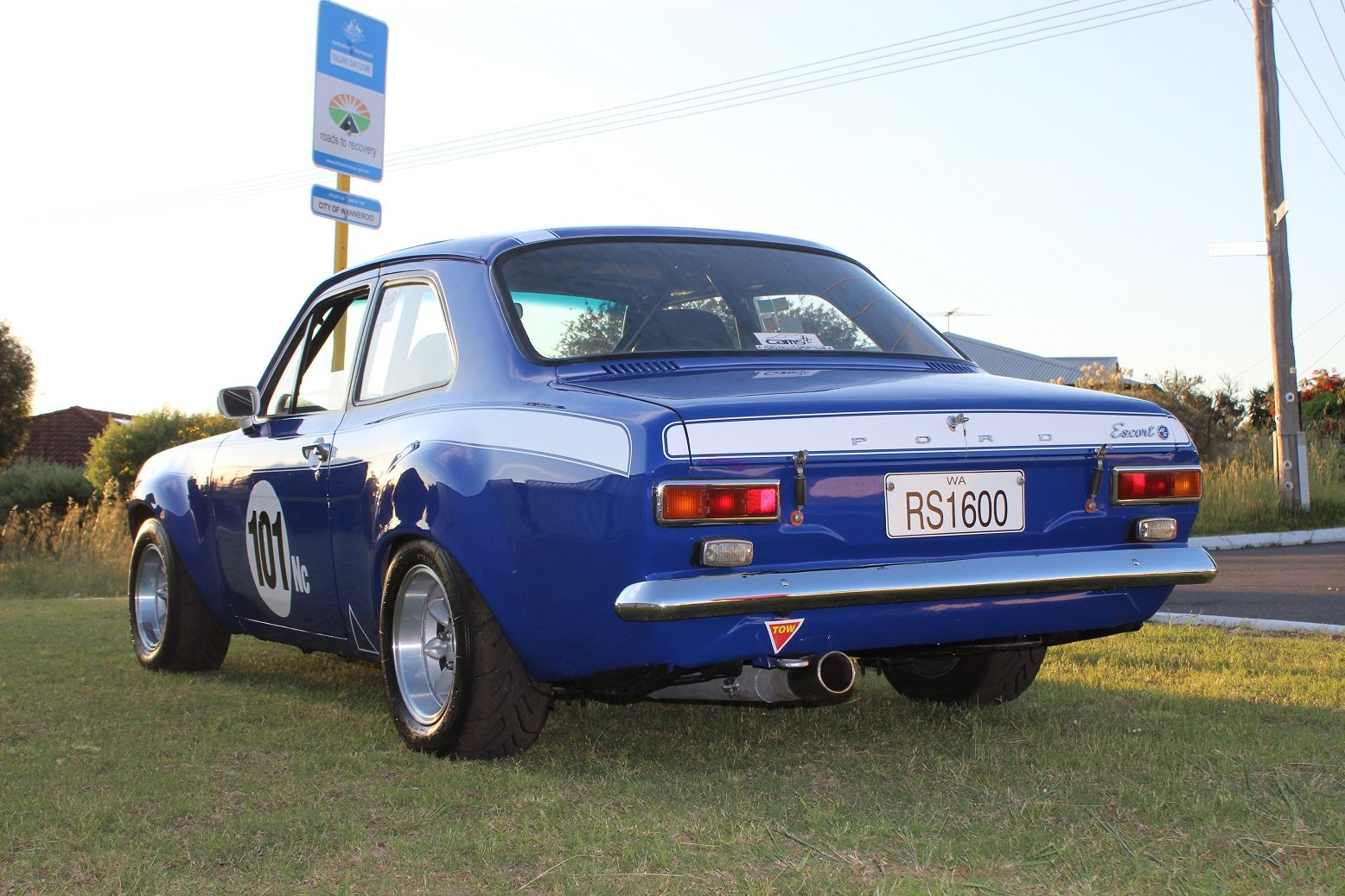 1972 Ford Escort RS1600 Historic Touring Car Conversion SOLD (picture 3 of 6)