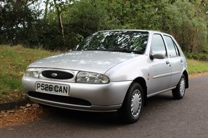 Ford Fiesta Ghia 1996 - To be auctioned 30-10-20