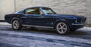 1967 Ultimate performance 67 Fastback
