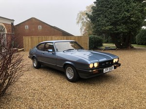 1982 Immaculate Ford Capri 2.8 injection 58k miles