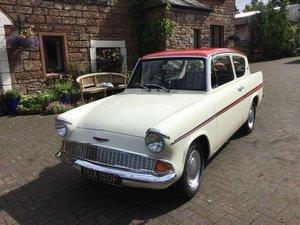 1967 Ford Anglia 1200 super 123e