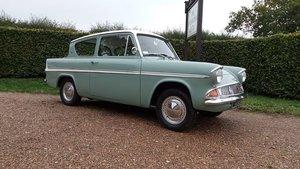1966 FORD Anglia 1200 super