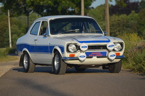 Ford Escort MK1 Genuine AVO car