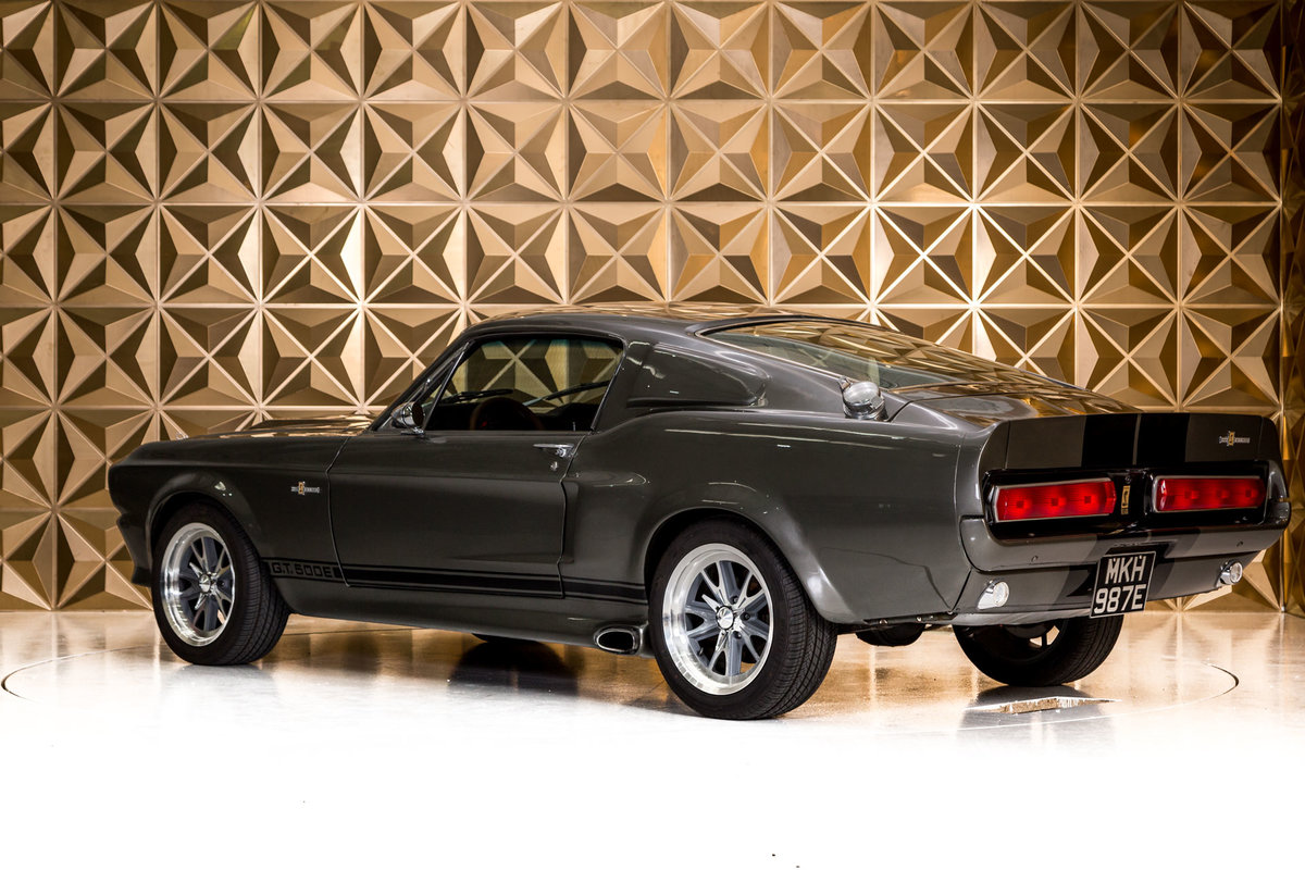 Ford Mustang Eleanor 1967 For Sale Uk