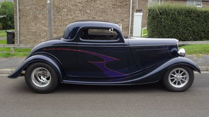 1934 American cars ford 3 window coupe For Sale