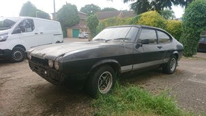 Picture of 1982 Mk3 Ford Capri 2.0S; project (with lots of spares) For Sale
