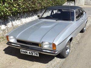 1976 Capri Mk 11  2000GL - 13,000 Miles For Sale