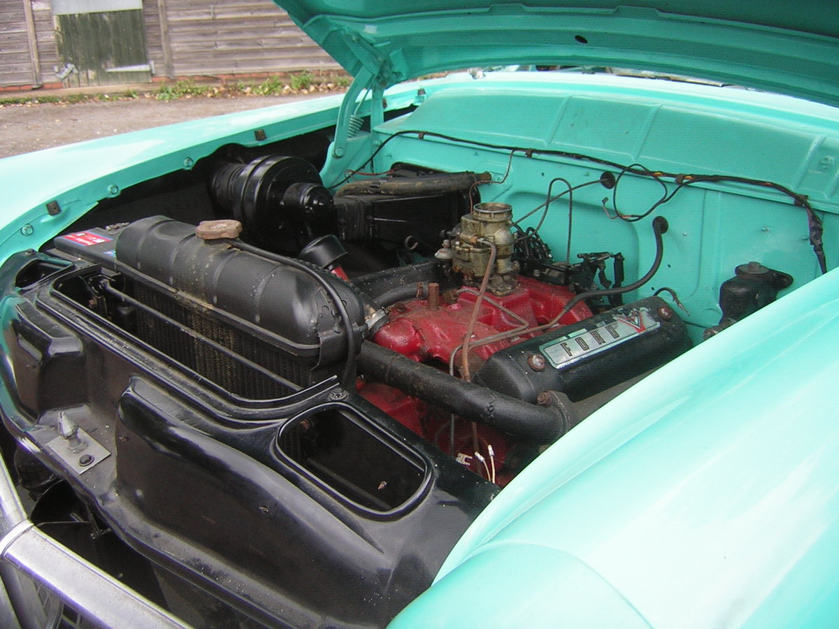 1955 Ford Customline V8  For Sale (picture 6 of 6)