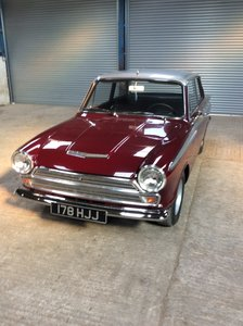 1966 Excellent ford cortina 1500 GT 2 door