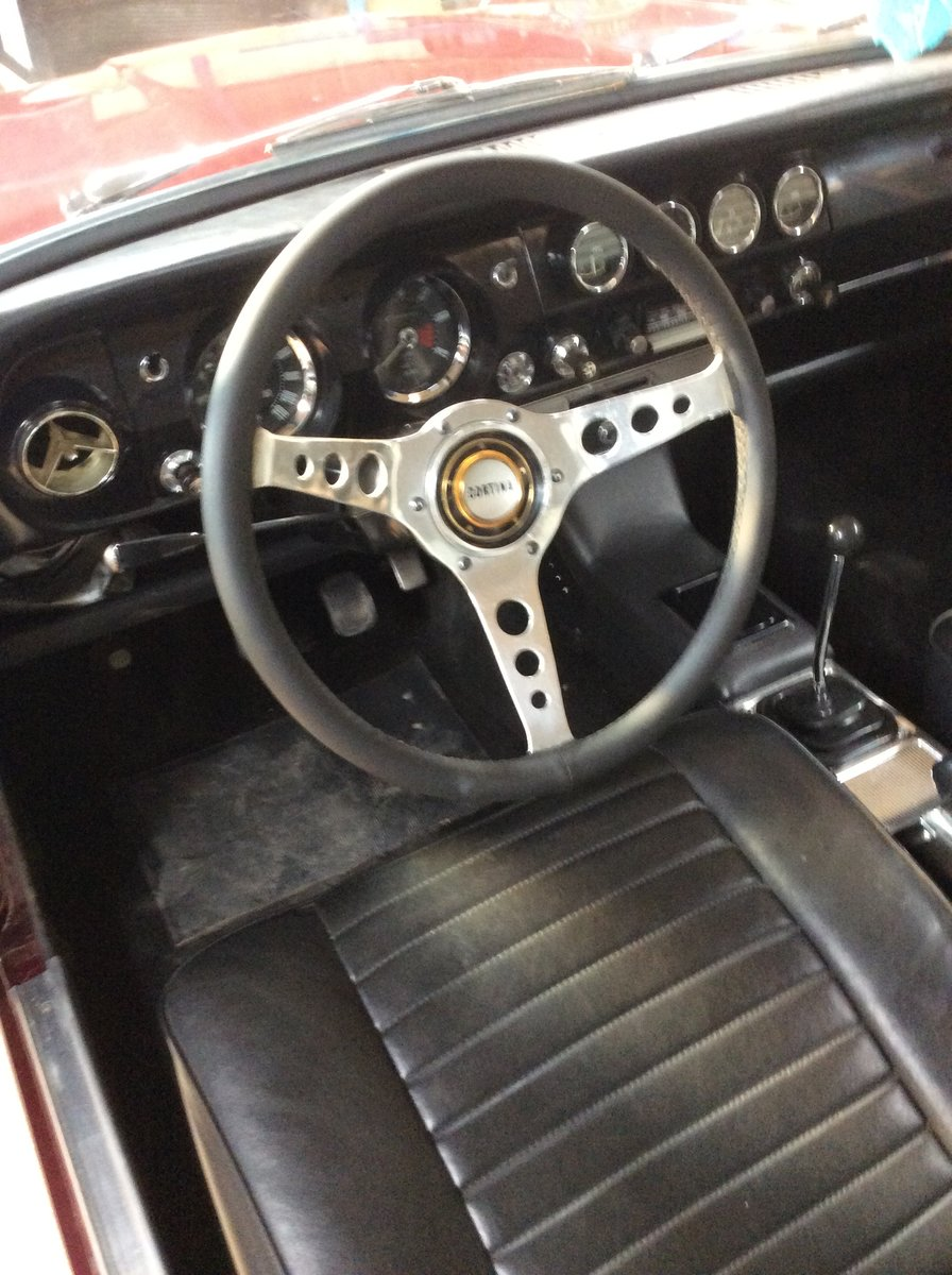 1966 Excellent ford cortina 1500 GT 2 door For Sale (picture 3 of 6)