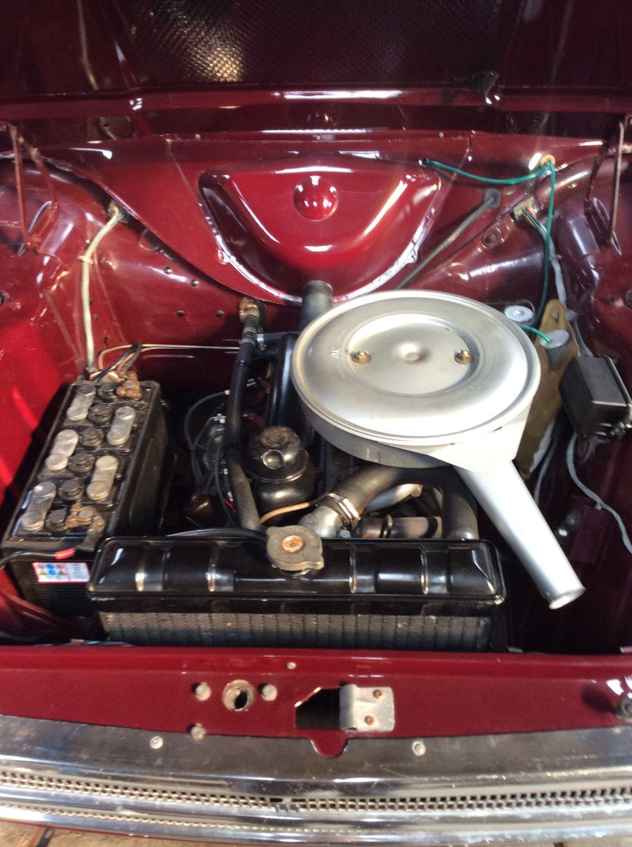 1966 Excellent ford cortina 1500 GT 2 door For Sale (picture 5 of 6)