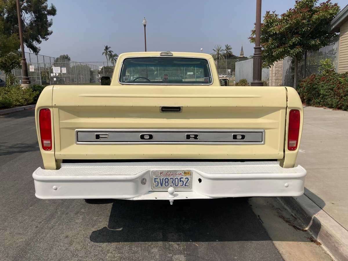1974 Ford F100 California truck, exellent condition For Sale (picture 2 of 6)