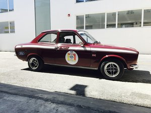 Ford Escort Mk1 Mexico rep
