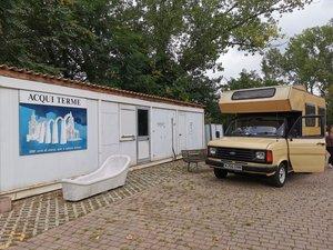 Mk2 Ford Transit Camper