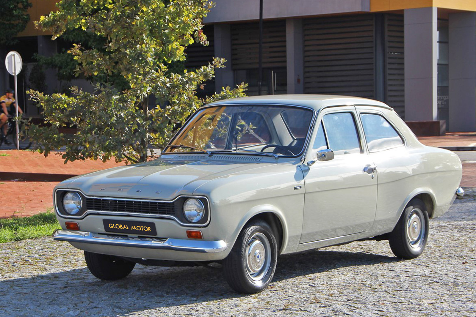 Ford Escort Mk1 - 2 doors - RESERVED