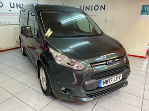 2017 FORD TRANSIT CONNECT 200 LIMITED AUTOMATIC
