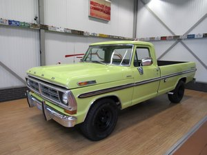 Picture of 1972 Ford F250 Camper Special Sport Custom Pick Up Long Bed