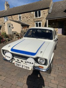 1974 RS2000 Full Historic Road Rally Specification