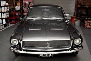 Modified Ford Mustang 331 V8 Stroker