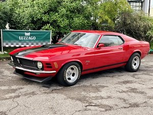 1970 Ford - Mustang Mach 1 Boss 302