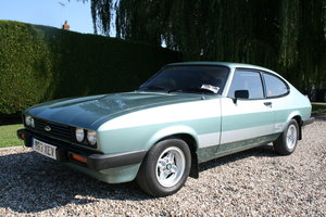 Ford Capri 2.0 S . Stunning Condition Throughout