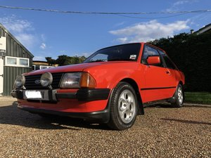 Picture of 1983 Ford Escort XR3i