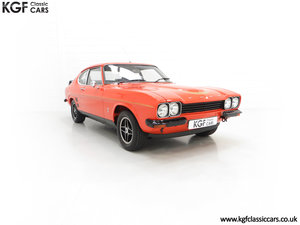 Picture of 1974 A Genuine Rare Ford Capri RS3100 Extensively Featured For Sale