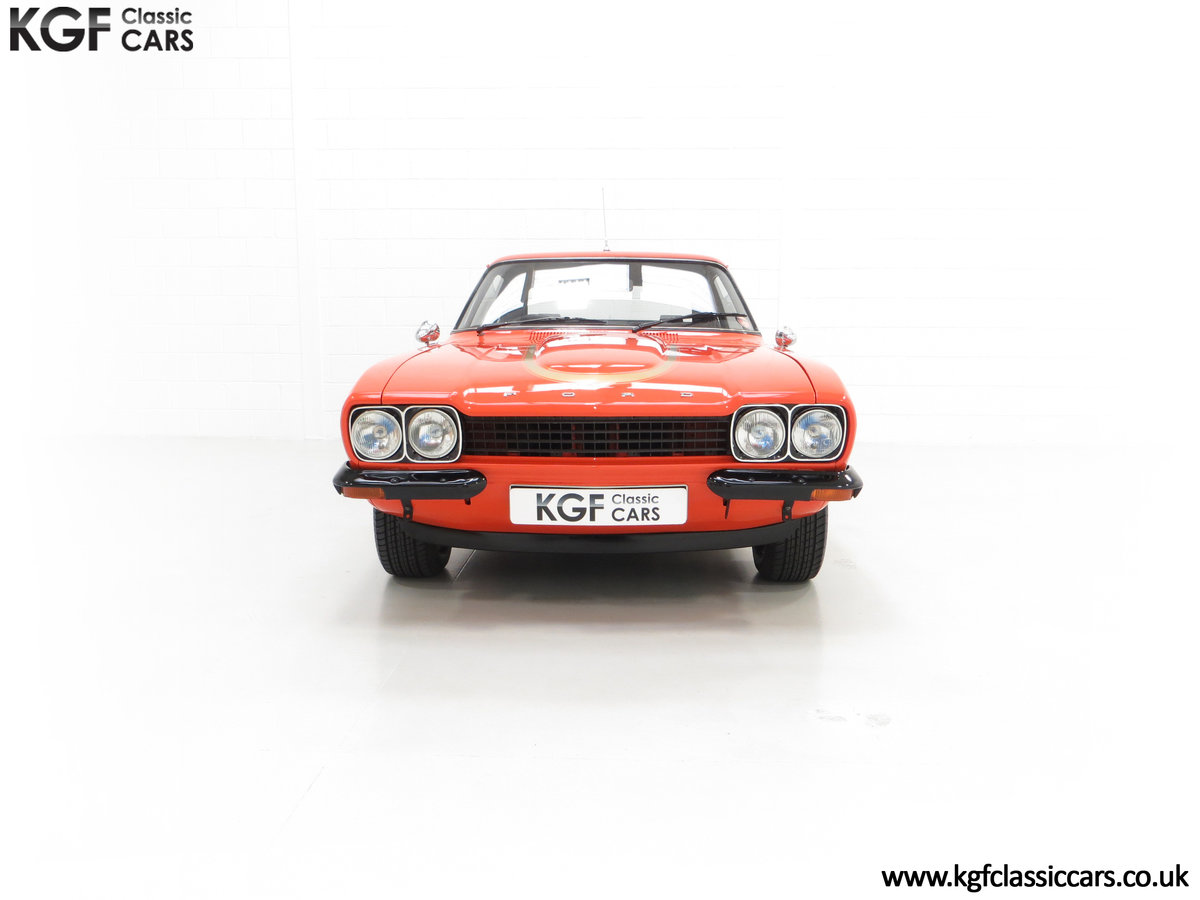 1974 A Genuine Rare Ford Capri RS3100 Extensively Featured For Sale (picture 3 of 24)