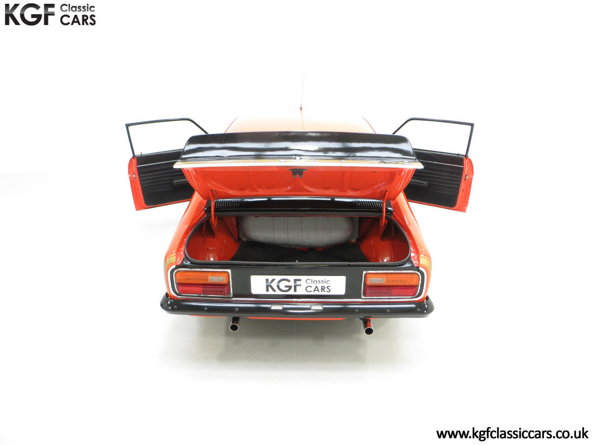 1974 A Genuine Rare Ford Capri RS3100 Extensively Featured For Sale (picture 11 of 24)