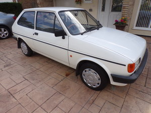 Picture of 1985 Fiesta 1.1 popular plus 3dr