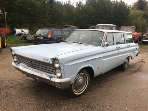 1965 for mercury comet wagon