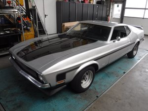 Picture of Ford Mustang Fastback 1971 V8 For Sale