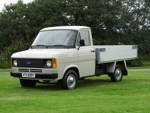 Picture of 1982 Ford Transit MK2 Pick Up For Sale by Auction