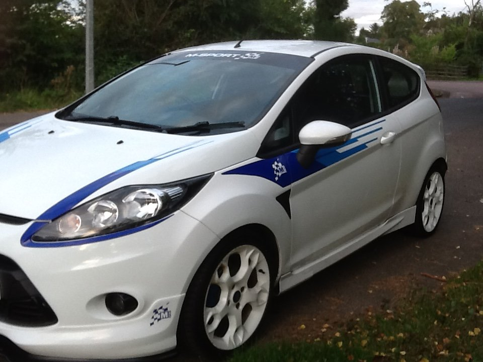 2011 M-Sport fiesta S1600 tribute For Sale (picture 4 of 5)