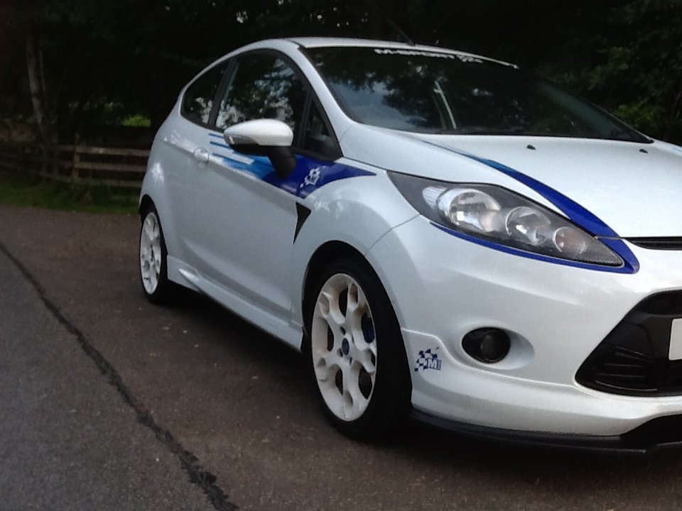 2011 M-Sport fiesta S1600 tribute For Sale (picture 5 of 5)