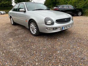 Picture of 1998 Show Standard Ultra Rare Ford Scorpio Cosworth Ultima For Sale